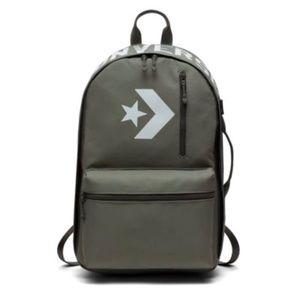 Converse street 22 backpack Green